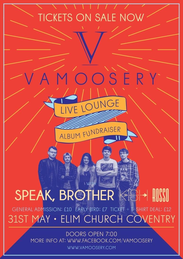 Vamoosery Fundariser poster 3